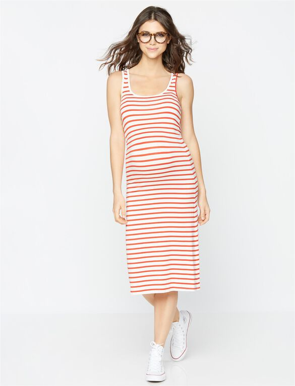 Rachel Pally Shift Dress Maternity Dress, Multi Stripe