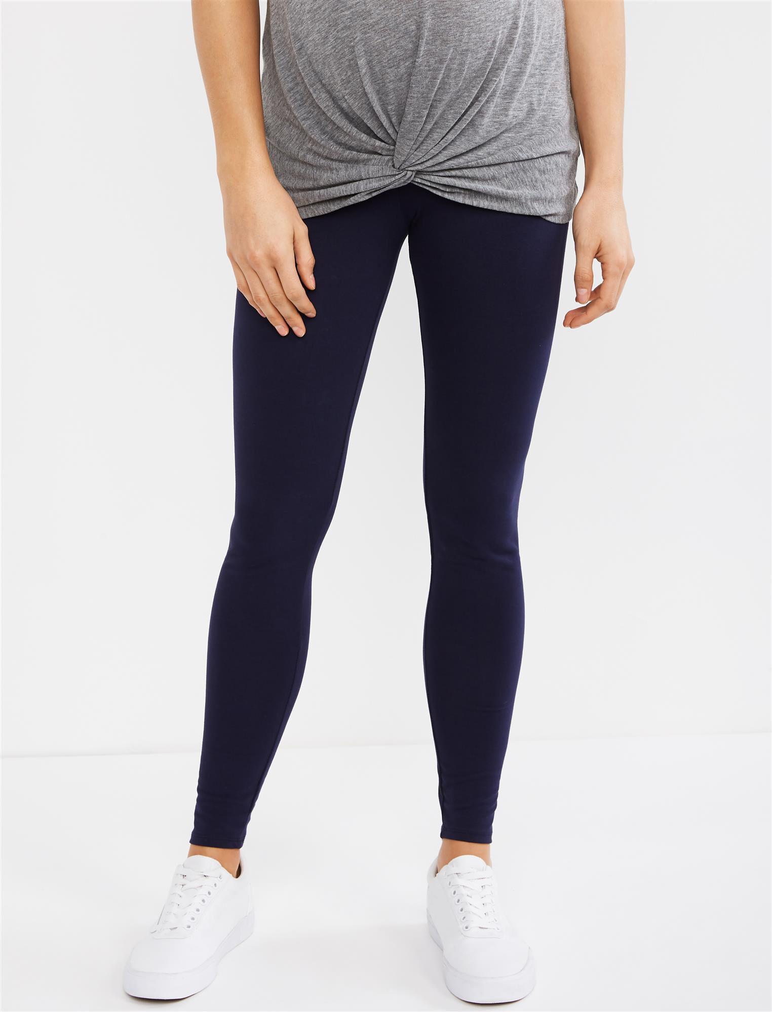 Secret Fit Belly Maternity Leggings- Solid
