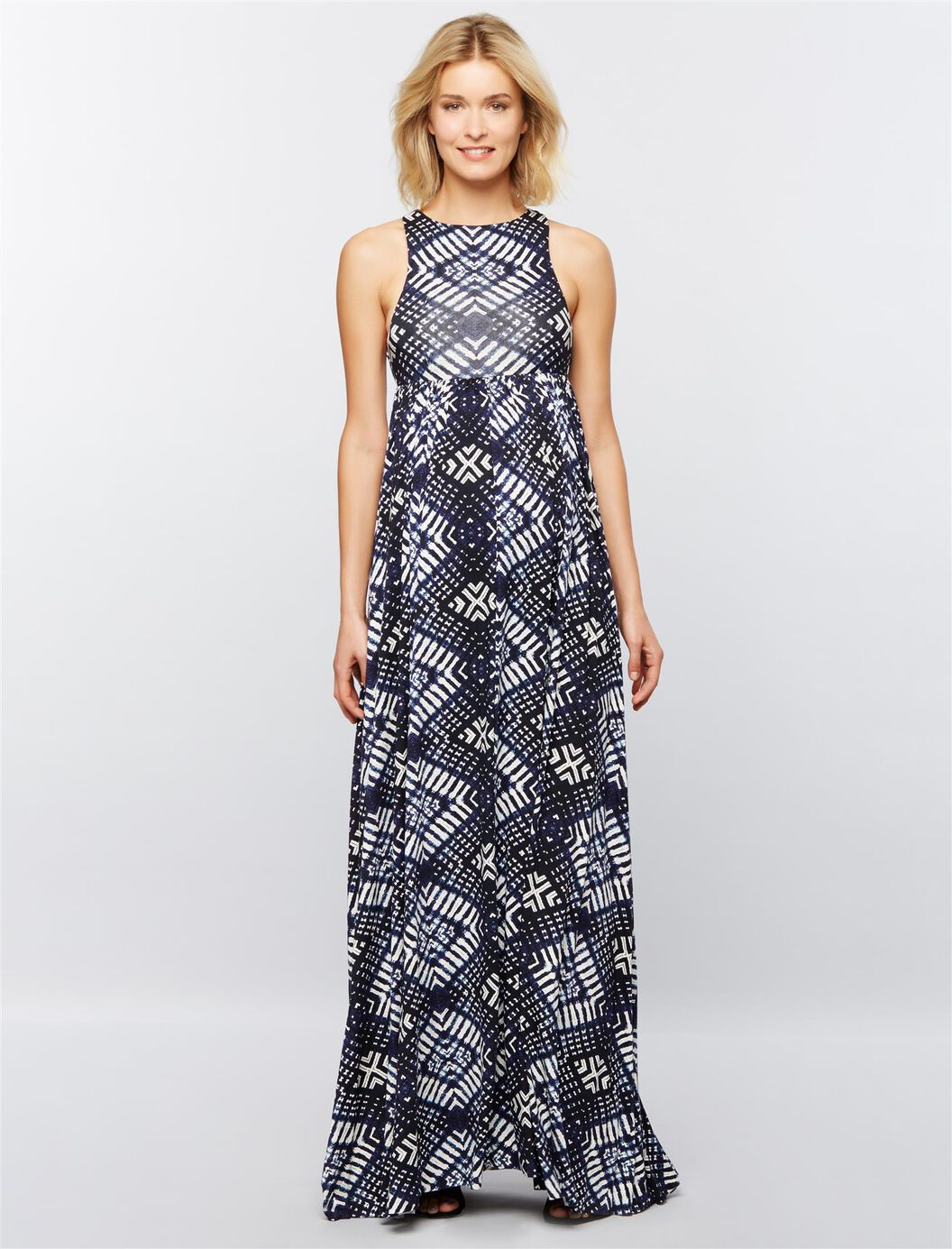 Rachel pally anya maternity dress a pea in the pod maternity rachel pally anya maternity dress ikat print ombrellifo Images