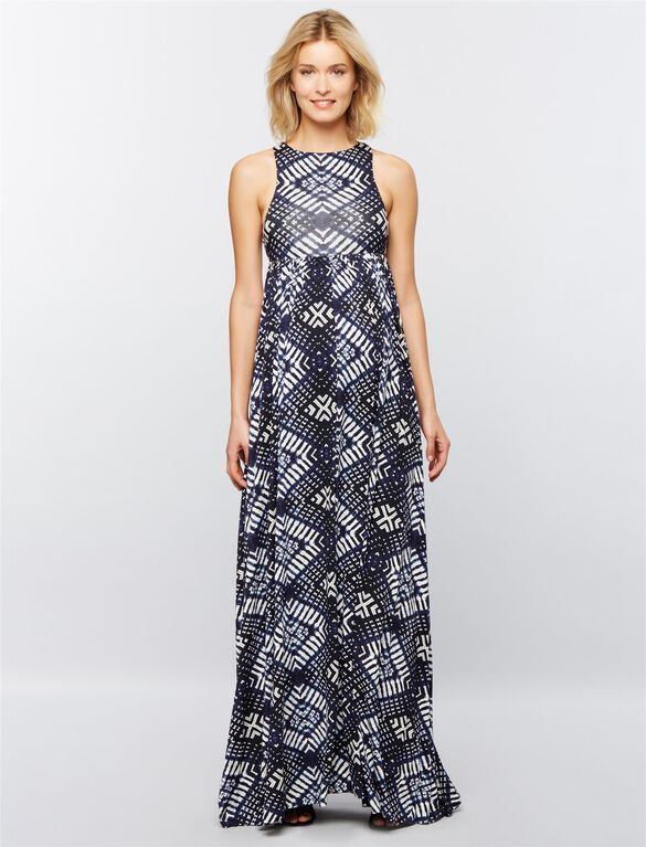 Rachel Pally Anya Maternity Dress, Ikat Print