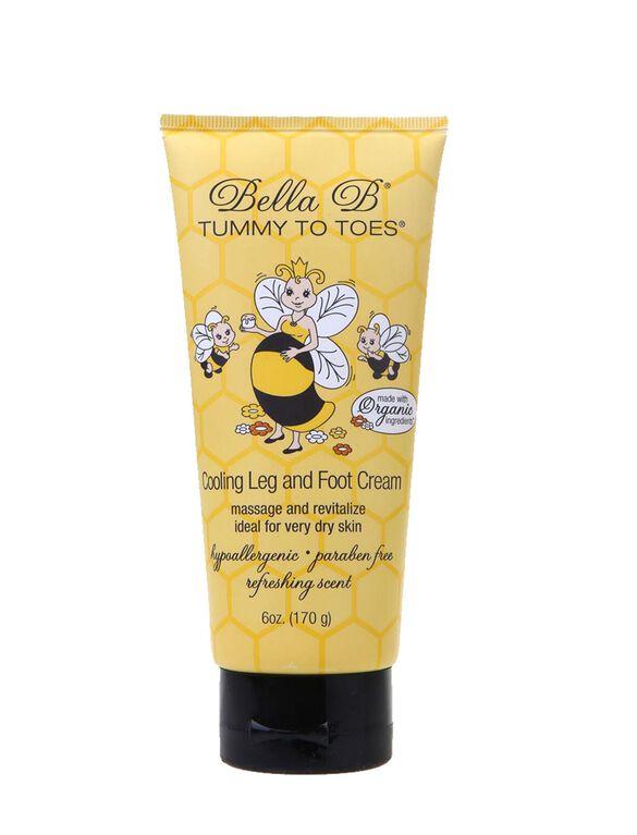 Bella B Tummy to Toes, Leg/Foot Cream