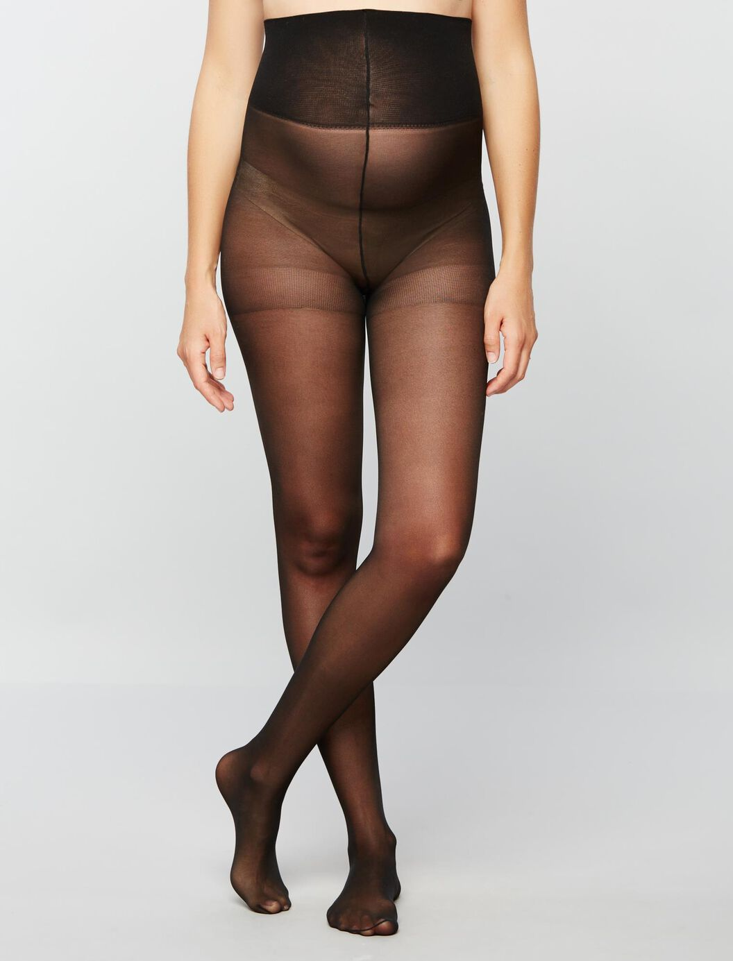 Light Compression Maternity Pantyhose | A Pea in the Pod ...
