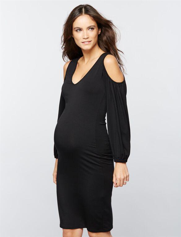 Rachel Pally Britini Maternity Dress, Black