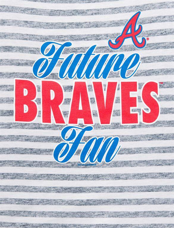 Atlanta Braves MLB Maternity Graphic Tank Top, Braves
