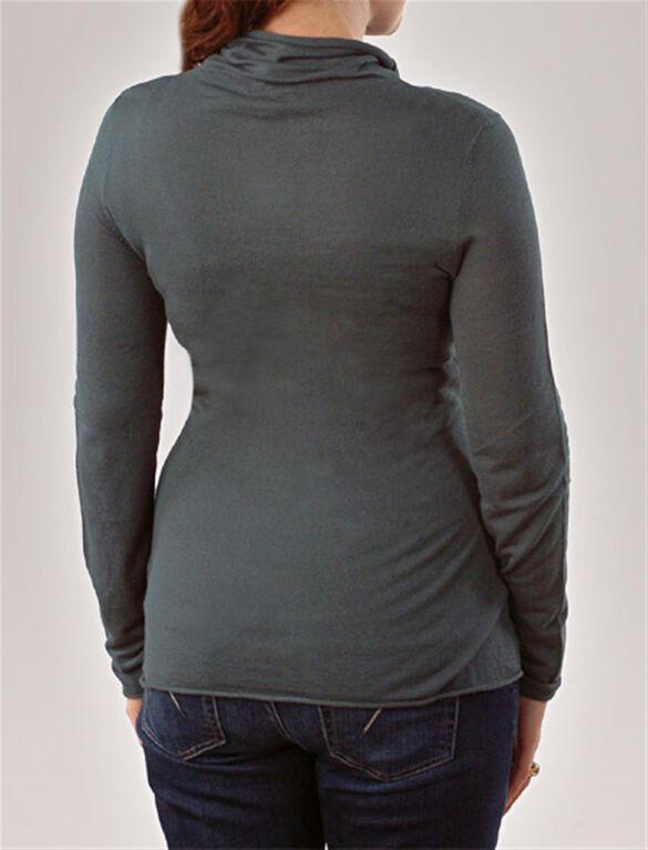 Maternity Sweater, Green
