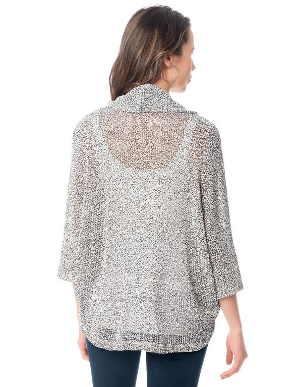 Splendid Maternity Sweater, Marled