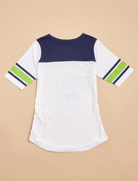 Seattle Seahawks NFL Future Fan Maternity Tee, Seahawks