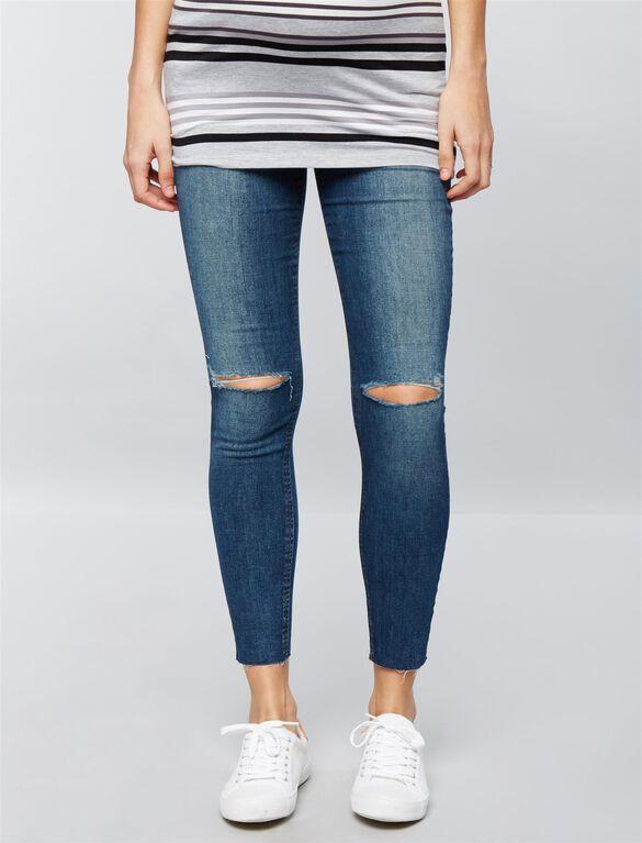 Joe's Jeans Secret Fit Belly The Icon Maternity Jeans- Terri Wash, Terri Medium Wash