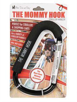 Mommy Hook, Black