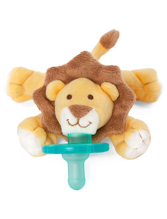 WubbaNub Lion Infant Pacifier, Lion