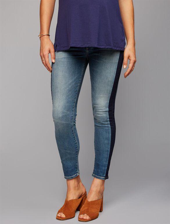 Citizens Of Humanity Secret Fit Belly Skinny Leg Maternity Jeans, Medium Wash