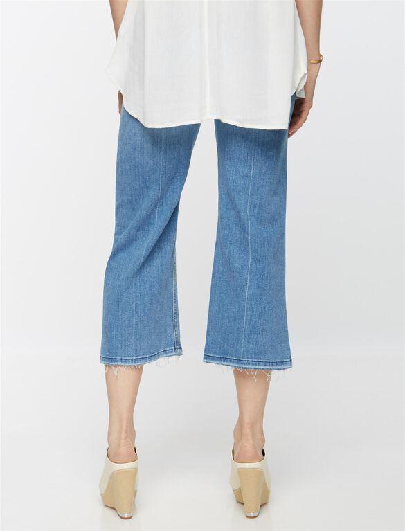 Joe's Jeans Secret Fit Belly Gaucho Maternity Jeans, Light Wash