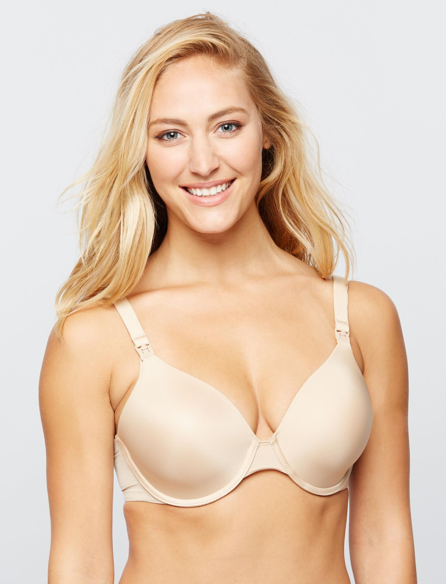 Full Coverage Underwire Nursing Bra