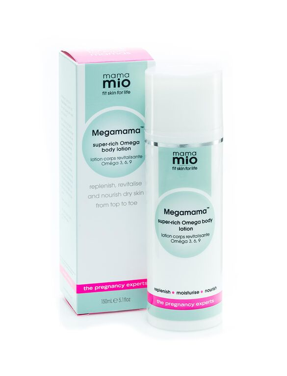 Megamama Body Lotion By Mama Mio, None