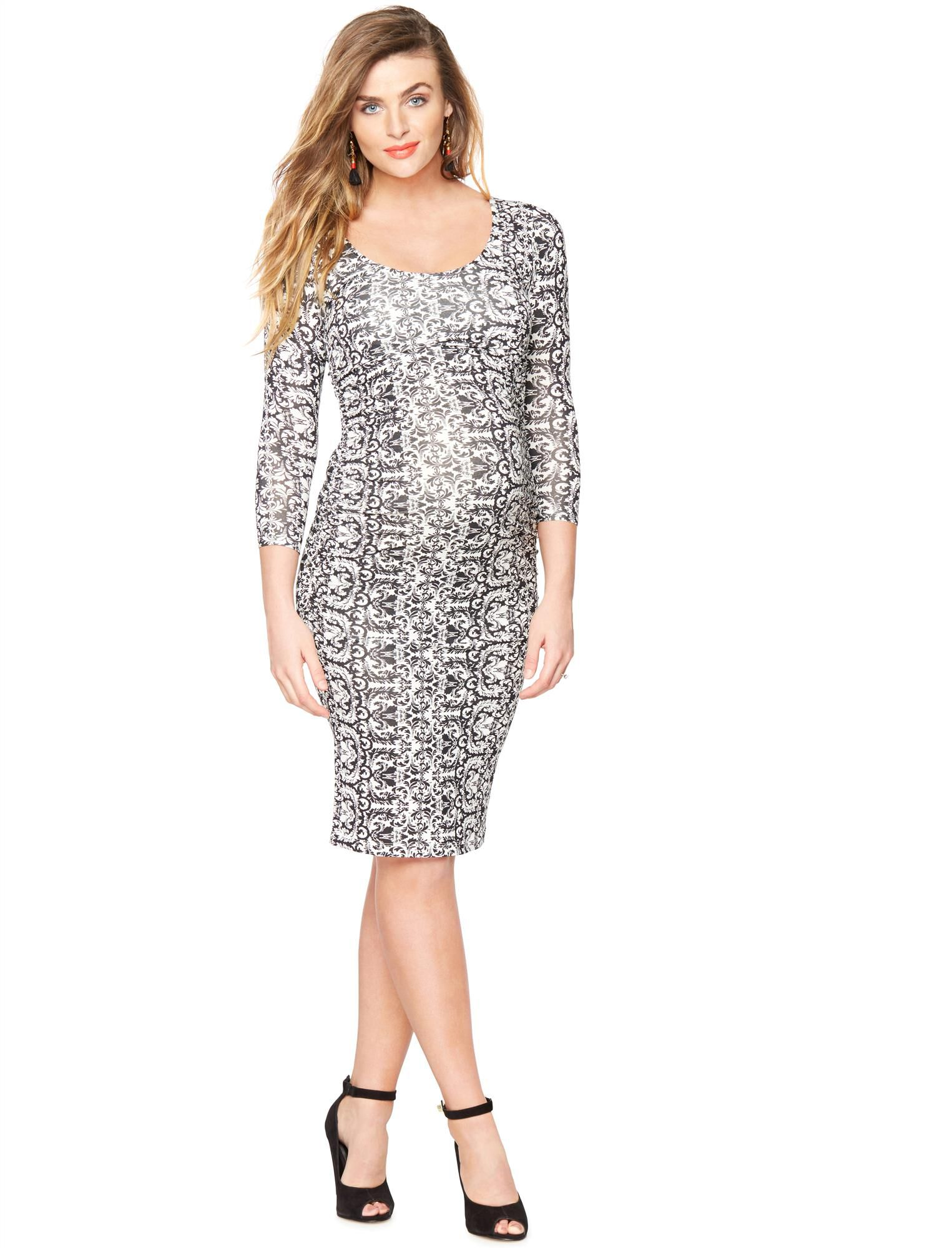 Isabella Oliver Maternity T-shirt Dress