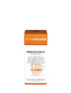 Anna Naturals Tea, Pregnancy Blend