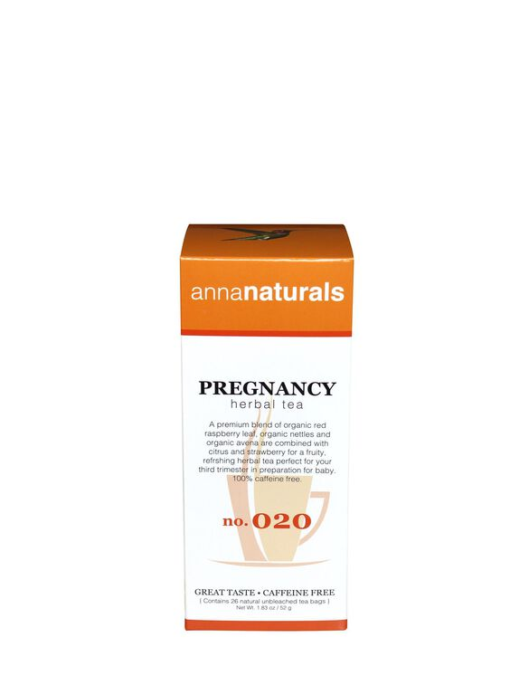 Anna Naturals Tea, Pregnancy Blend