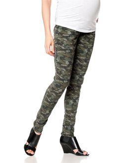 Blank NYC Secret Fit Belly Skinny Leg Maternity Jeans, Camolot