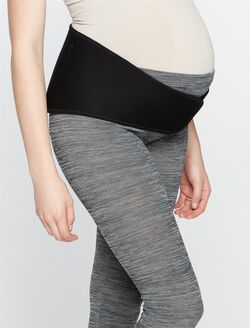 Upsie Belly Belly Support By Belly Bandit, Black