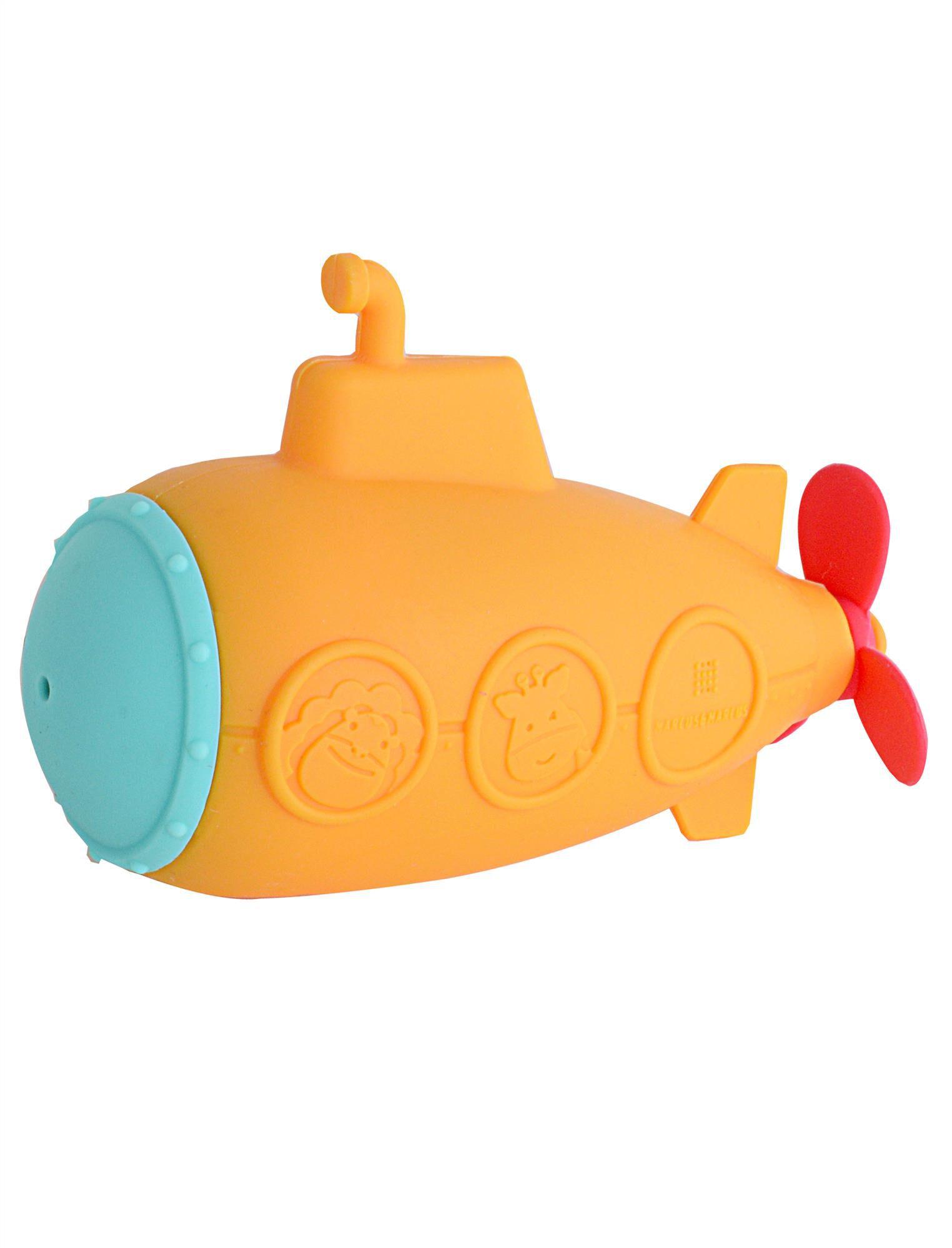 Marcus & Marcus Silicone Submarine Bath Toy