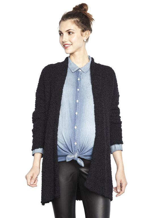 Maternity Sweater, Black