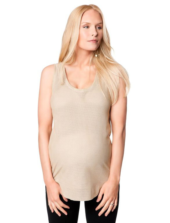 Maternity Tank Top, Brown
