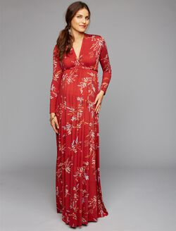 Rachel Pally Caftan Maternity Maxi Dress, Garland Print