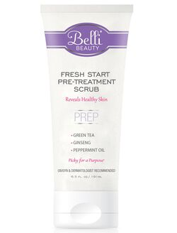Belli Fresh Start Pre-Treatment Scrub, Pre-Treatment Scrub