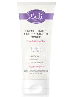 Belli Fresh Start Pre-Treatment Scrub, Pre-Treatment Scrub