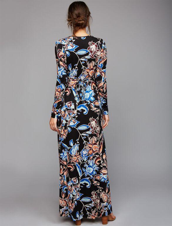 Rachel Pally Caftan Maternity Maxi Dress, Folklore Print