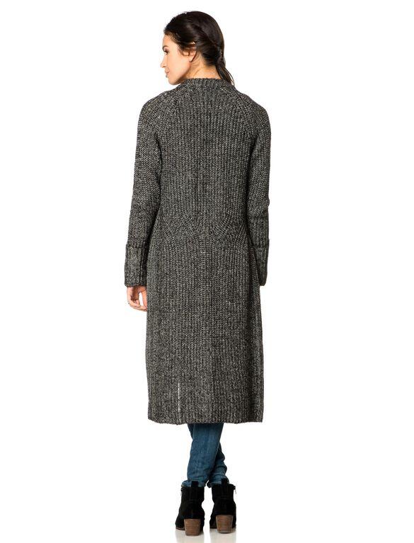 Maternity Sweater, Gray