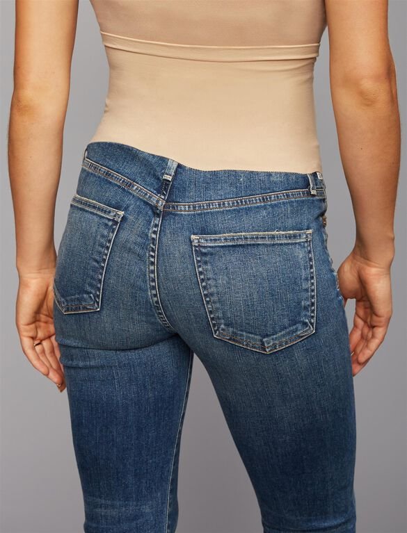 Citizens Of Humanity Secret Fit Belly Straight Leg Maternity Jeans, Medium Wash