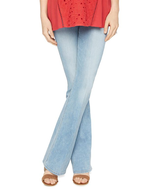 Joe's Jeans Secret Fit Belly Boot Cut Maternity Jeans, Indigo