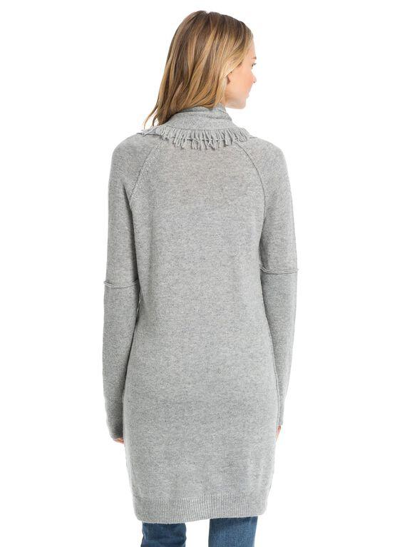 Cascade Maternity Sweater, Natural