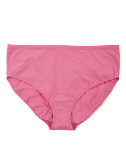 Plus Size Maternity Hi-cut Panties (single), Magenta