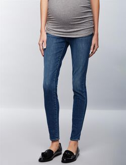 FRAME Secret Fit Belly Le Skinny de Jeanne Maternity Jeans- Huntley, Huntley