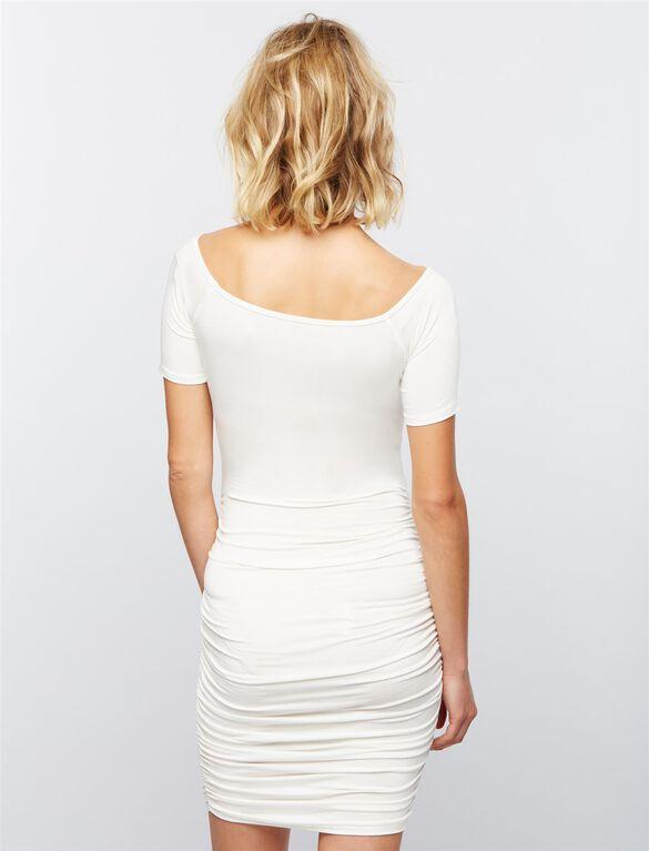 Rachel Pally Mavery Maternity Dress, White
