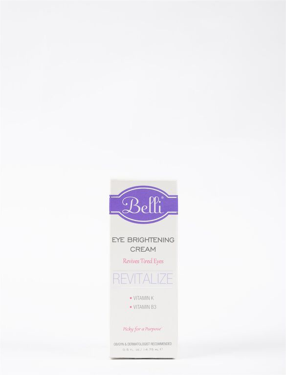 Belli Eye Brightening Cream, Eye Brightening Crm