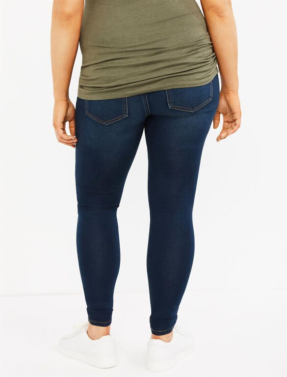 Secret Fit Belly Super Soft Maternity Jeans, Dark Wash