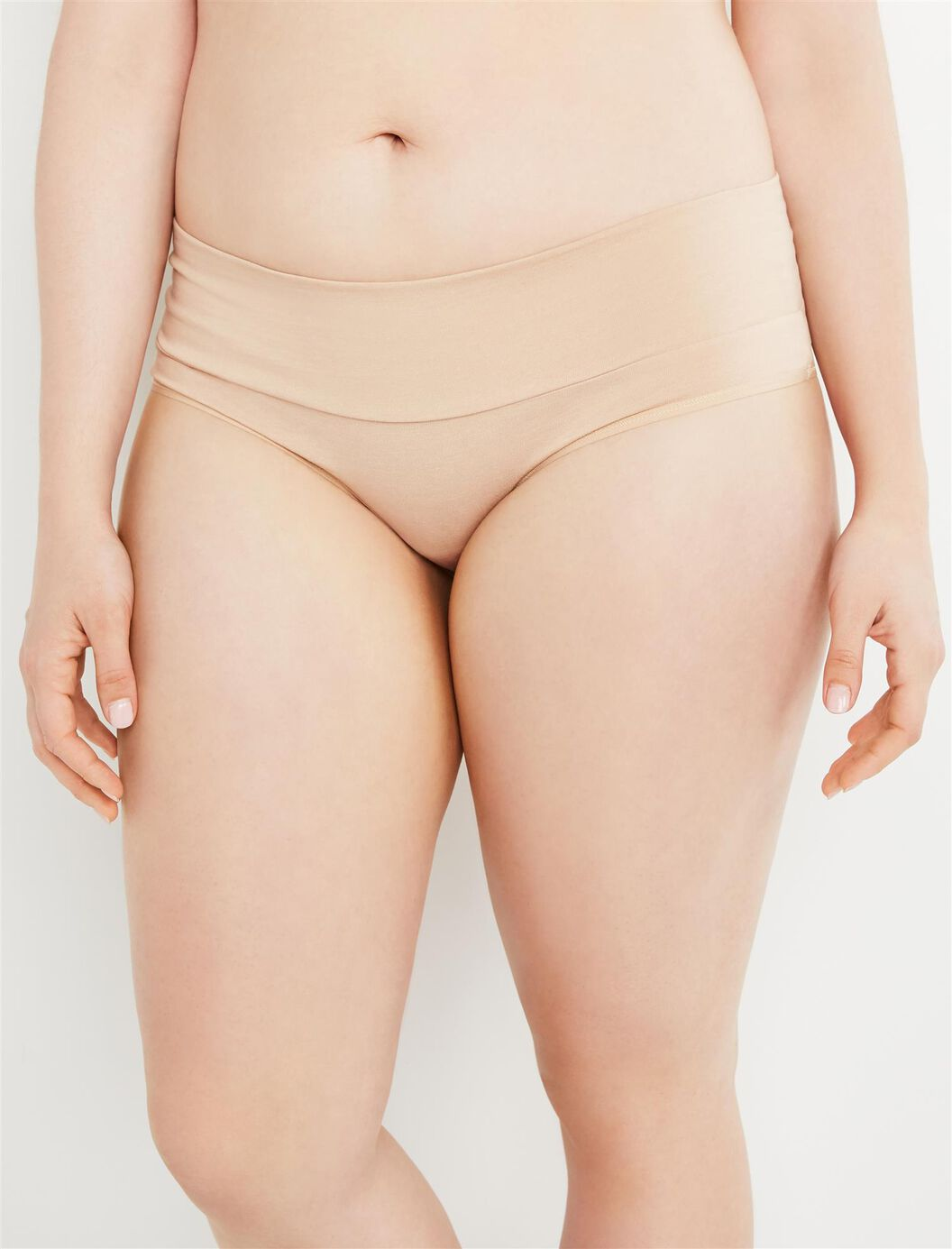 Fold Over Maternity Panty (single) at Motherhood Maternity in Victor, NY | Tuggl