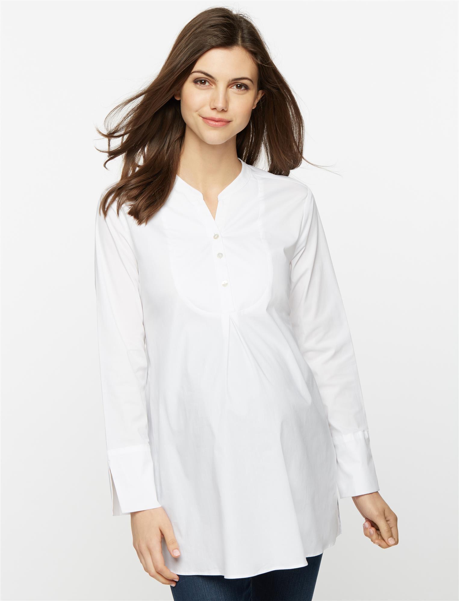 Isabella Oliver Granville Maternity Shirt