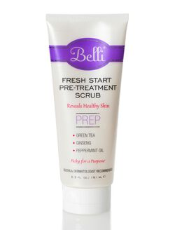 Bellifresh Start Pre-treatment Scrub, Pre-treatment Scrub
