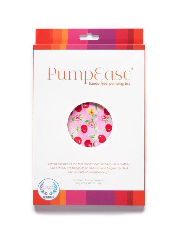 Snugabell Pumpease Pumping Bustier, Very Cherry