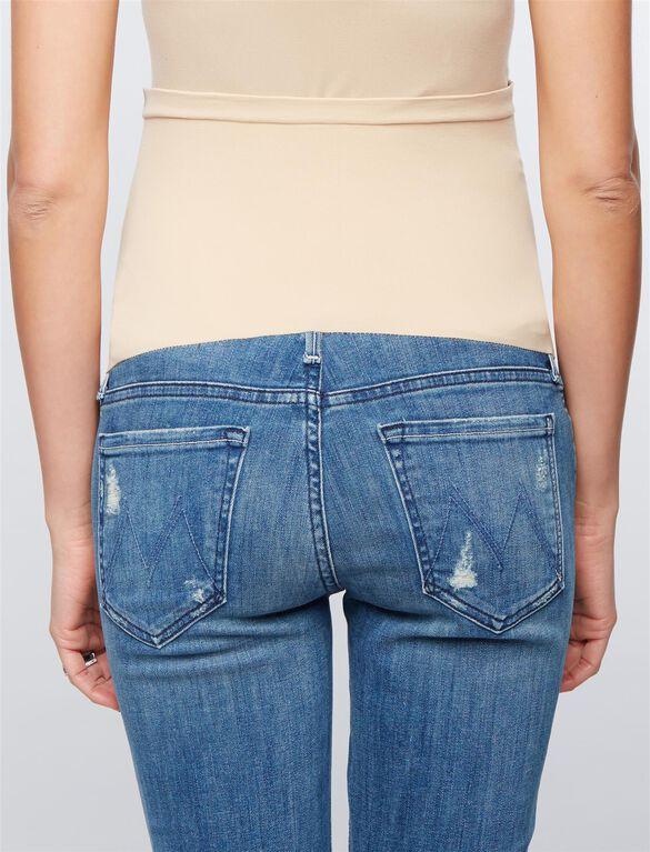 Mother Secret Fit Belly Looker Ankle Maternity Jeans- Graffiti Girl, Graffiti Girl