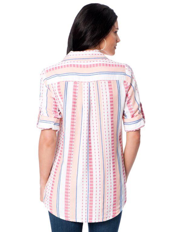 Splendid Maternity Shirt, Bloom