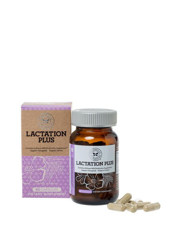 The Honest Company Lactation Plus, Lactation Plus