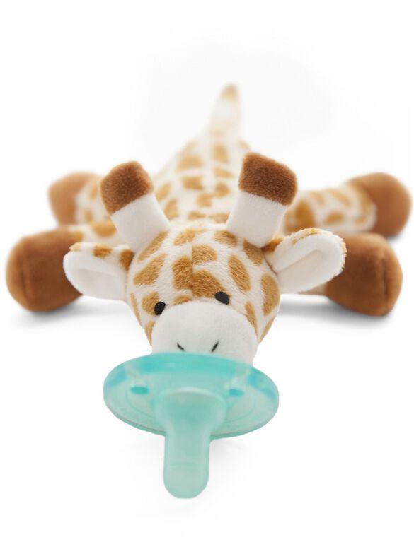 WubbaNub Giraffe Infant Pacifier, Giraffe