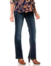 Wallflower Secret Fit Belly Boot Cut Maternity Jeans, Dark Wash