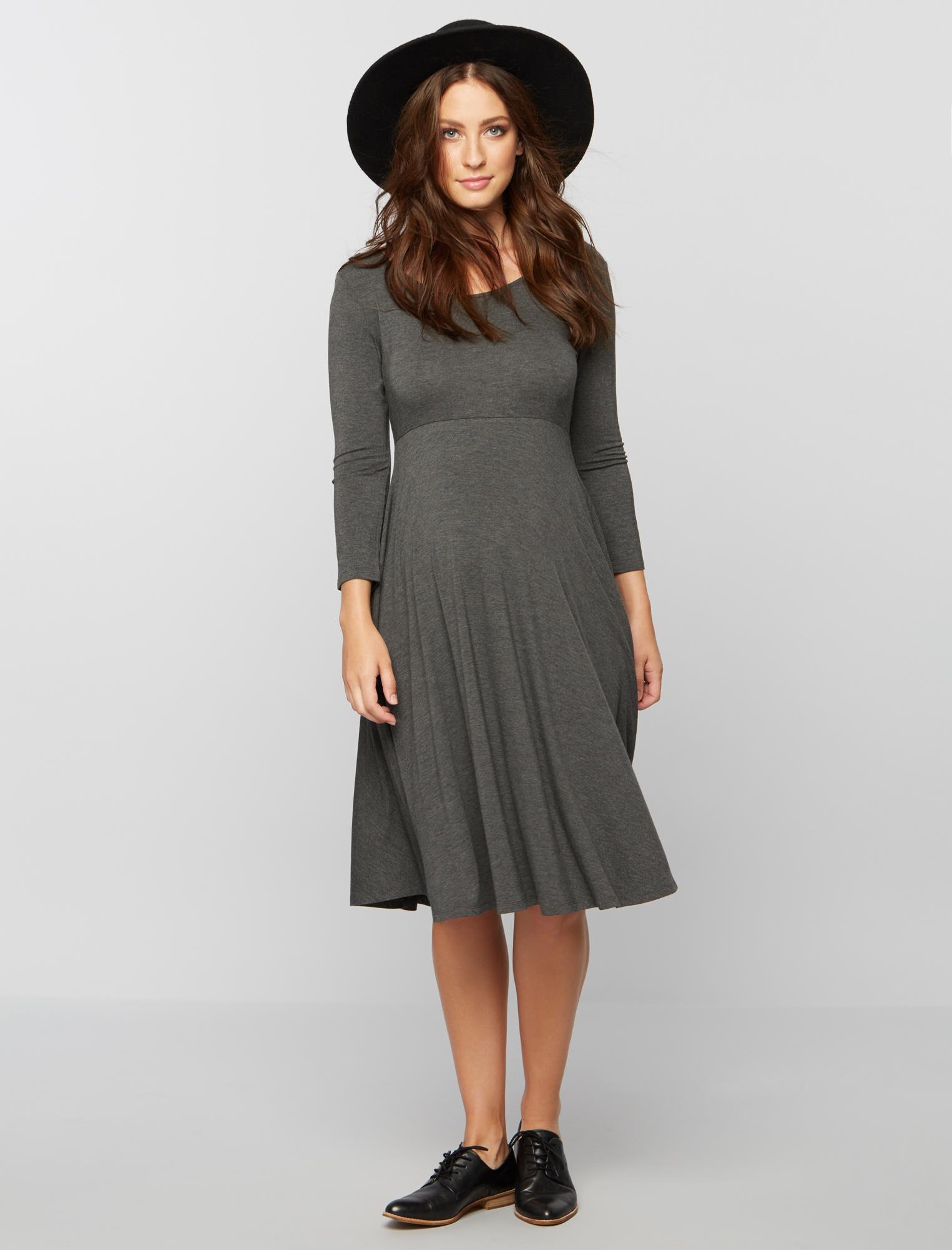 Babydoll Maternity Dress