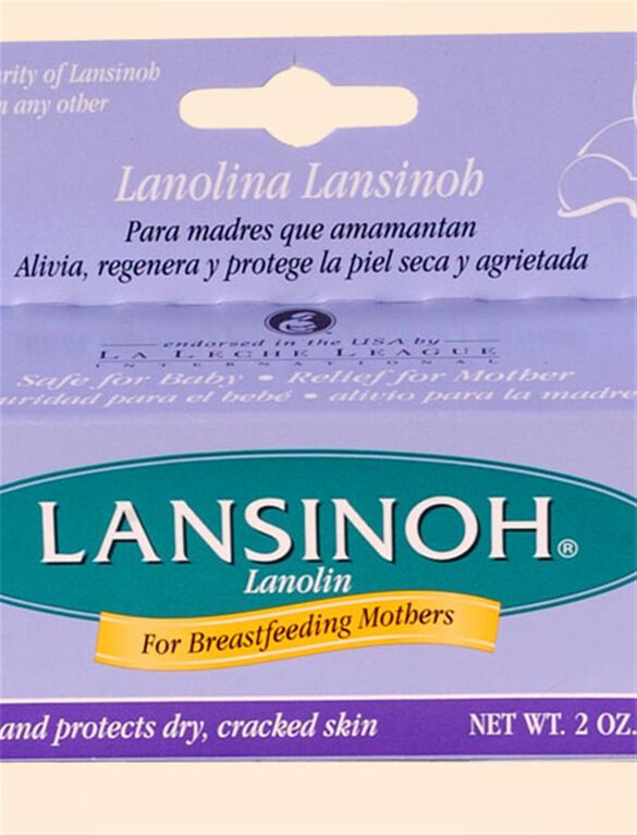 Lansinoh Lanolin Cream For Breastfeeding Mothers, Lanolin